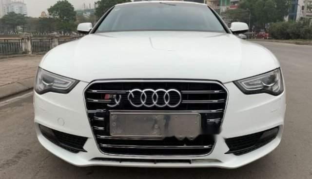Bán Audi A5 2012, màu trắng như mới