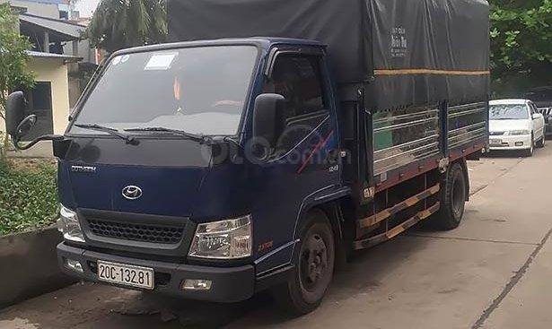 Cần bán lại xe Đô Thành IZ49 sản xuất 2017, màu xanh lam chính chủ, giá chỉ 330 triệu
