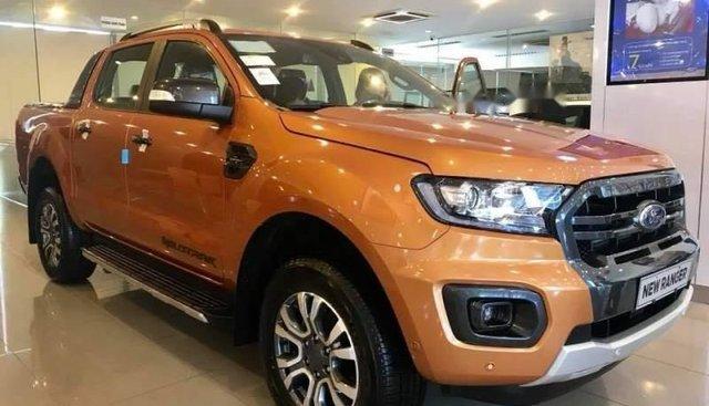 Bán ô tô Ford Ranger Wildtrak 2.0L sản xuất 2019, nhập khẩu Thái Lan