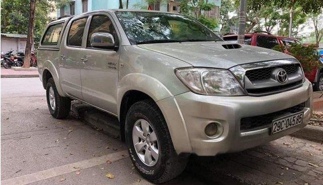 Bán Toyota Hilux năm 2012 số sàn giá cạnh tranh