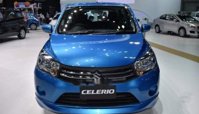 Cần bán Suzuki Celerio 2019, màu xanh lam, xe nhập, giá tốt