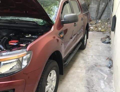 Bán xe Ford Ranger đời 2014, số tự động