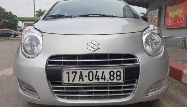Bán xe Suzuki Alto năm sản xuất 2010, màu bạc, nhập khẩu