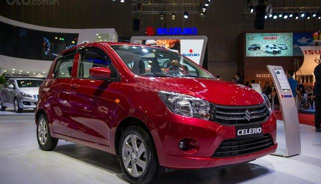 Suzuki Celerio 5 chỗ nhập khẩu nguyên chiếc, có sẵn giao ngay