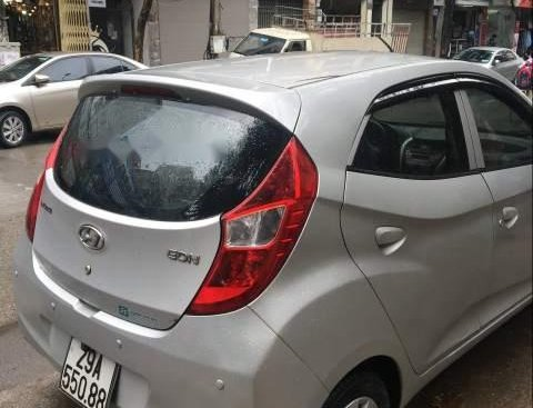Bán gấp Hyundai Eon 2012, màu bạc, nhập khẩu