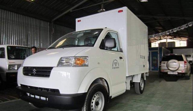 Bán xe Suzuki Super Carry Pro sản xuất năm 2019, màu trắng, nhập khẩu