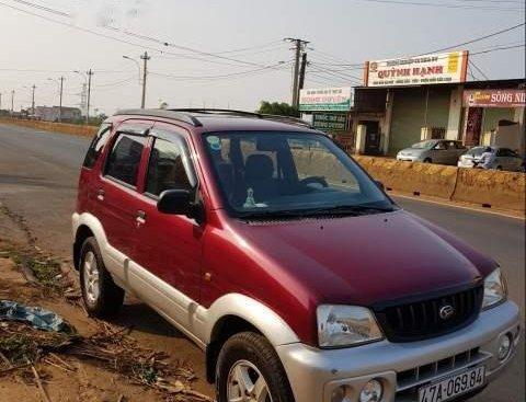 Xe Daihatsu Terios MT sản xuất 2003, nhập khẩu