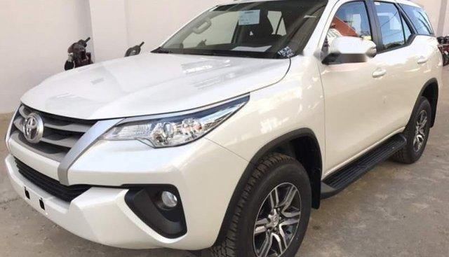 Bán ô tô Toyota Fortuner đời 2018, màu trắng, nhập khẩu nguyên chiếc