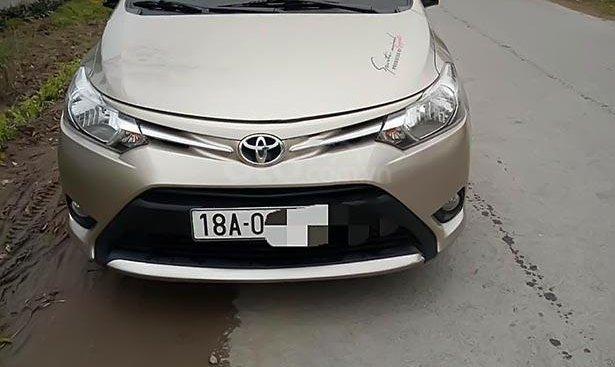 Cần bán gấp Toyota Vios 1.5E CVT đời 2017 số tự động, giá tốt