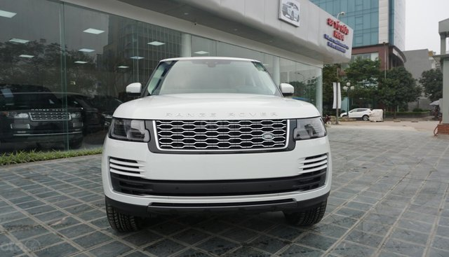 Cần bán xe LandRover Range Rover HSE năm 2019, màu trắng, xe nhập