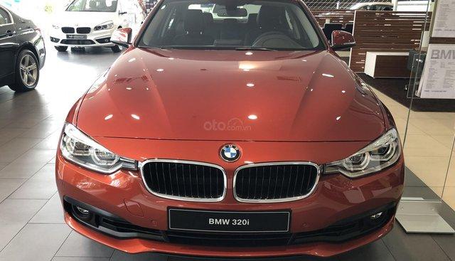 Cần bán BMW 3 Series 320i đời 2019, màu cam, nhập khẩu
