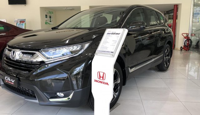 Bán xe ô tô Honda CRV bản g 2019 - màu xanh đen -có sẵn giao ngay, đang khuyến mãi