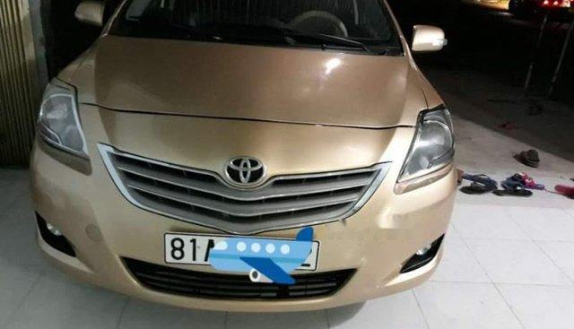 Cần bán Toyota Vios đời 2010, nhập khẩu nguyên chiếc