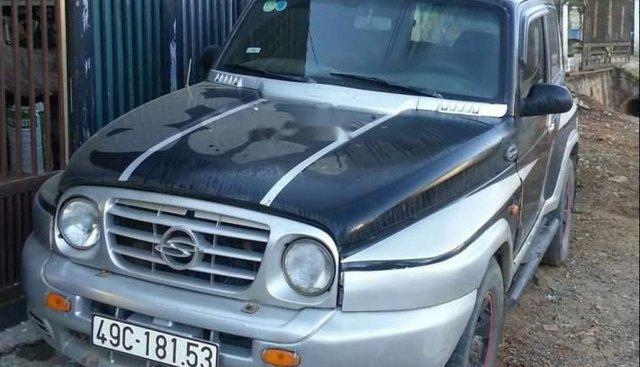 Cần bán Ssangyong Korando sản xuất 2002, nhập khẩu nguyên chiếc