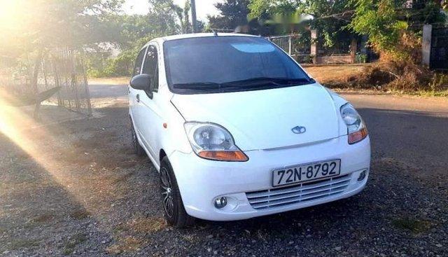 Cần bán Daewoo Matiz AT đời 2007, màu trắng, nhập khẩu