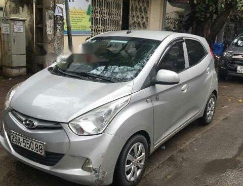 Bán ô tô Hyundai Eon 2011, màu bạc, nhập khẩu, giá chỉ 185 triệu