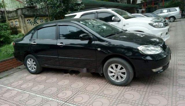 Cần bán xe Toyota Corolla altis sản xuất năm 2004