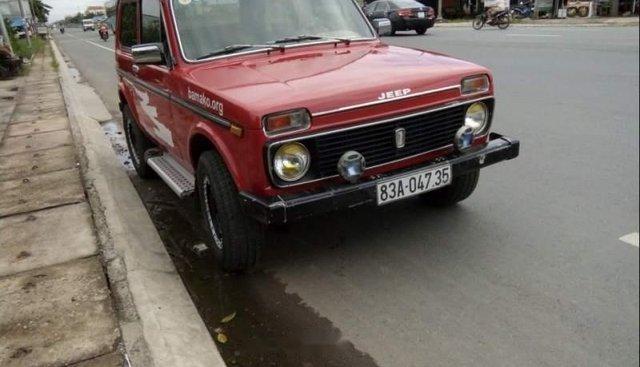 Bán xe cổ Niva Nga 1990 giá tốt