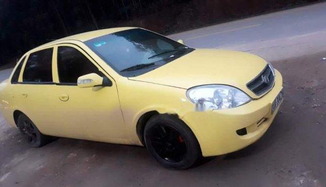 Cần bán lại xe Lifan 520 2007, màu vàng, giá chỉ 58 triệu
