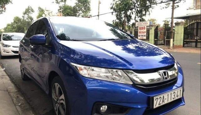 Bán Honda City đời 2015, màu xanh lam chính chủ giá cạnh tranh