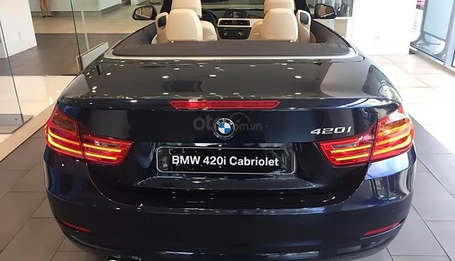 Bán ô tô BMW 4 Series 420i 2019, màu xanh lam, nhập khẩu