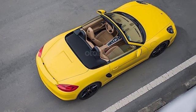 Cần bán Porsche Boxster đời 2015, màu vàng, nhập khẩu như mới