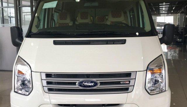 Bán Ford Transit giao ngay, hỗ trợ ngân hàng lên đến 90% cùng nhiều ưu đãi hấp dẫn - LH 0938.211.346 để nhận chương trình