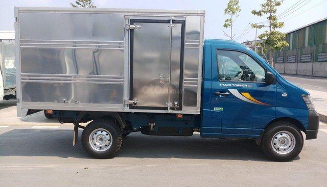 Bán xe Thaco Towner 990 (990kg) Bình Dương, hỗ trợ trả góp, khuyến mãi 100% trước bạ: 0938 906 244