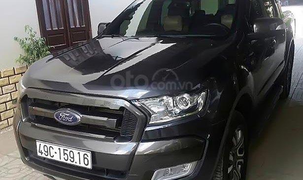 Cần bán xe Ford Ranger đời 2017, nhập khẩu, 830tr
