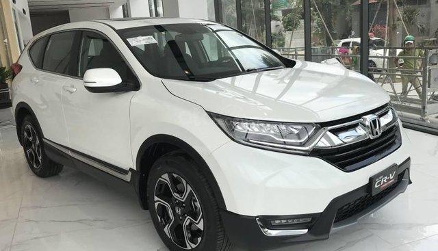 Bán Honda CRV L 2019 nhập khẩu Thailand - Đang khuyến mãi - đủ màu, giao ngay