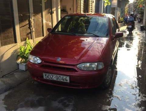 Cần bán xe Fiat Siena năm sản xuất 2004, màu đỏ, nhập khẩu