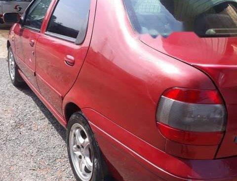 Bán Fiat Siena đời 2003, màu đỏ, nhập khẩu nguyên chiếc xe gia đình, giá tốt