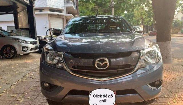 Cần bán xe Mazda BT 50 năm sản xuất 2016, màu xám, giá chỉ 555 triệu