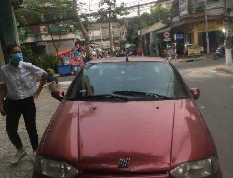 Cần bán lại xe Fiat Siena đời 2001, màu đỏ, giá 95tr