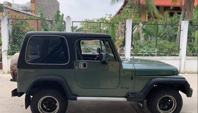Bán xe Jeep Wrangler sản xuất 1980, nhập khẩu số tự động