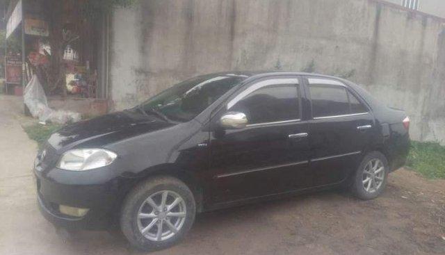 Cần bán gấp Toyota Vios đời 2007, màu đen ít sử dụng, giá chỉ 179 triệu