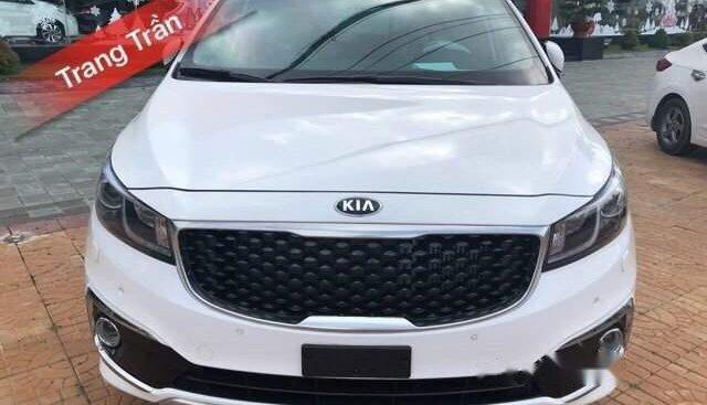 Bán ô tô Kia Sedona năm 2018, màu trắng
