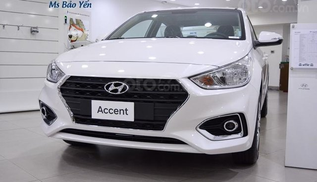 Accent giá tốt, giao ngay, nhiều ưu đãi hấp dẫn - Hỗ trợ vay 85% giá xe