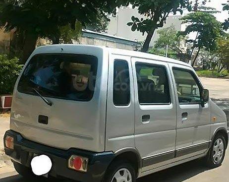 Cần bán gấp Suzuki Wagon R+ 2007, màu bạc, xe nhập