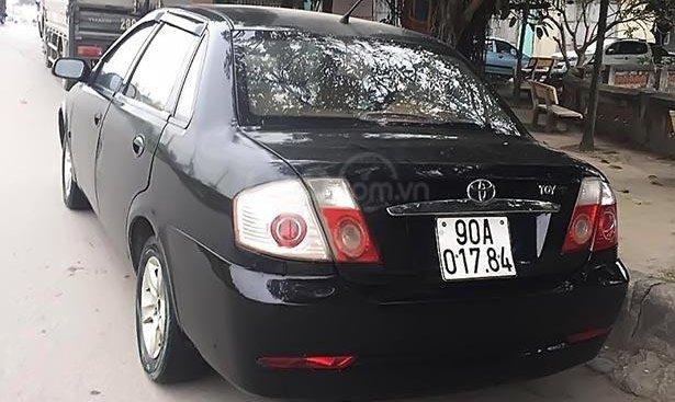 Bán Lifan 520 1.3 MT đời 2008, màu đen
