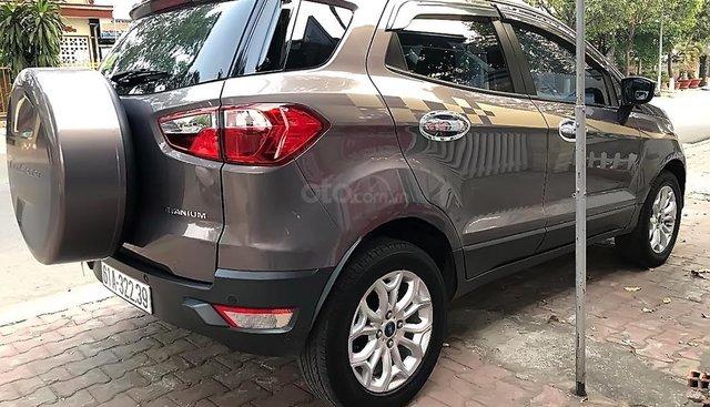 Bán xe Ford EcoSport 1.5 Titanium 2016, màu xám