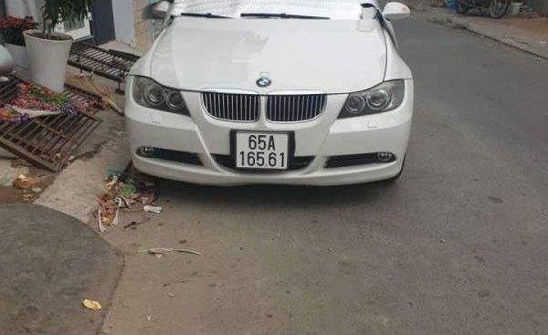 Bán xe BMW 3 Series 320i 2009, màu trắng, nhập khẩu