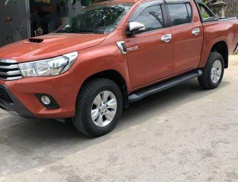 Bán Toyota Hilux đời 2015, nhập khẩu chính chủ