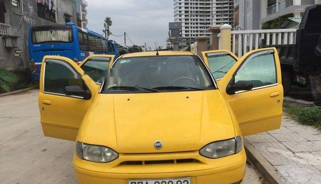 Cần bán Fiat Siena năm 2003, màu vàng, nhập khẩu nguyên chiếc chính chủ