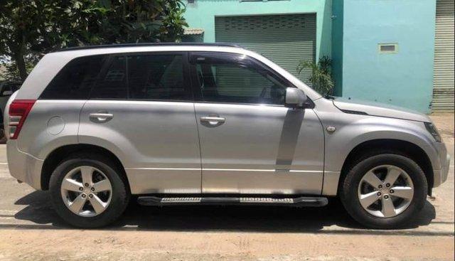 Bán Suzuki Grand vitara AWD 2011, màu bạc, nhập khẩu giá cạnh tranh