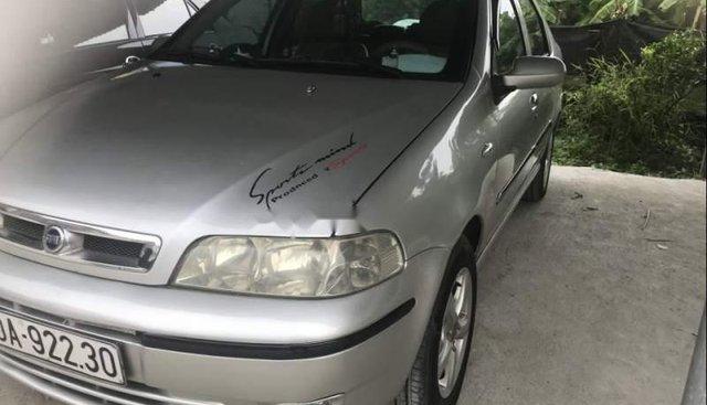 Bán Fiat Albea 1.3 năm sản xuất 2004, màu bạc xe gia đình