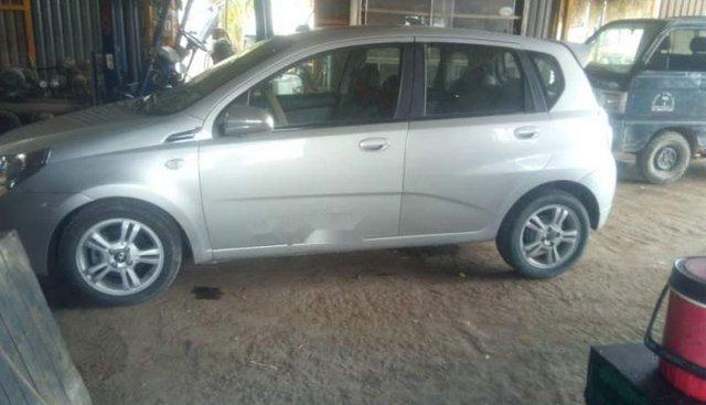 Bán Daewoo GentraX 2010, màu bạc, xe nhập, xe gia đình