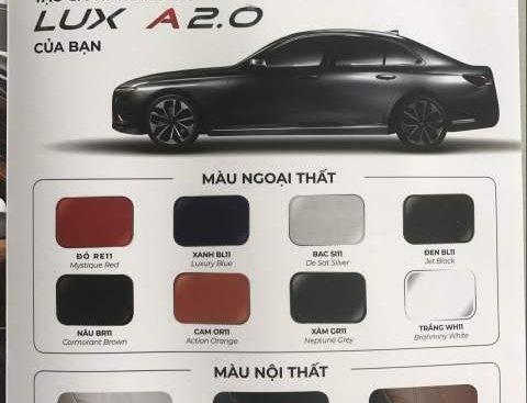Bán xe VinFast LUX A2.0 sản xuất 2019, màu đỏ, 990tr