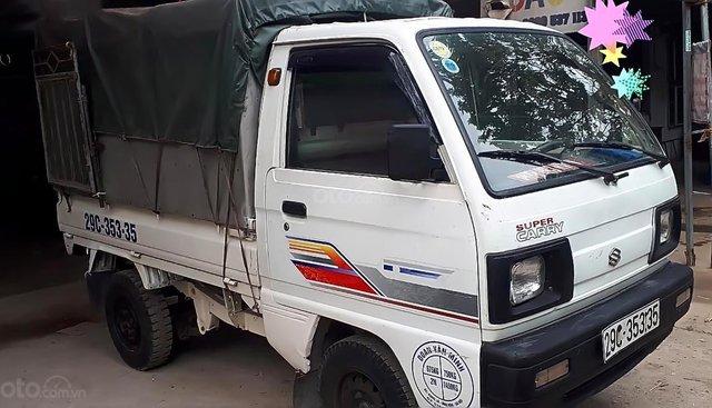 Bán Suzuki 5 tạ, đời 2004, đã chạy 13 vạn km, tình trạng xe còn rất tốt
