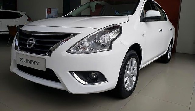 Bán Nissan Sunny 2019 hoàn toàn mới được trang bị các tính năng vượt trội